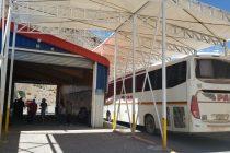 Ingresa primer bus de pasajeros por Paso Fronterizo Agua Negra en temporada  2018-2019