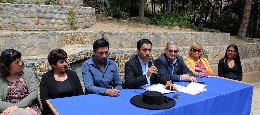 Montegrande: Autoridades y empresarios turísticos de Paihuano lanzan la temporada estival