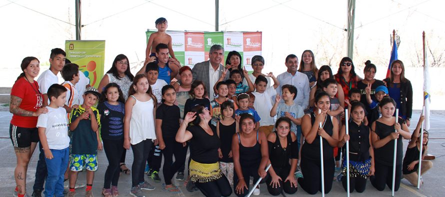 """60 cupos tendrá el """"Centro para Niños y Niñas con Cuidadores Principales Temporeros"""" en Vicuña"""