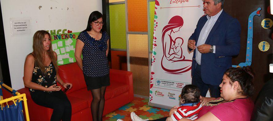 HEPI Crianza de Vicuña cuenta con un lactario para ser utilizado por las madres elquinas