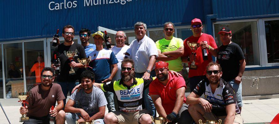 Los hermanos Rosselot fueron los ganadores del Baja Atacama en la comuna de Vicuña