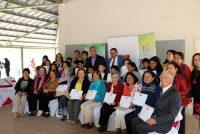Programa de voluntariado promueve lazos educativos entre niños y adultos mayores