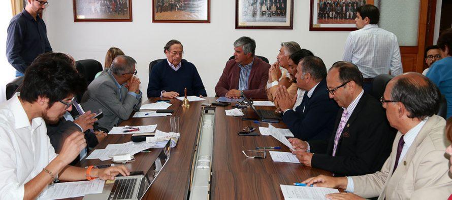 Consejeros regionales apoyan la posibilidad de que el Valle del Elqui cuente con doble vía