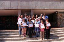 Tejedoras de Chapilca se capacitan a través de la Fundación Artesanías de Chile