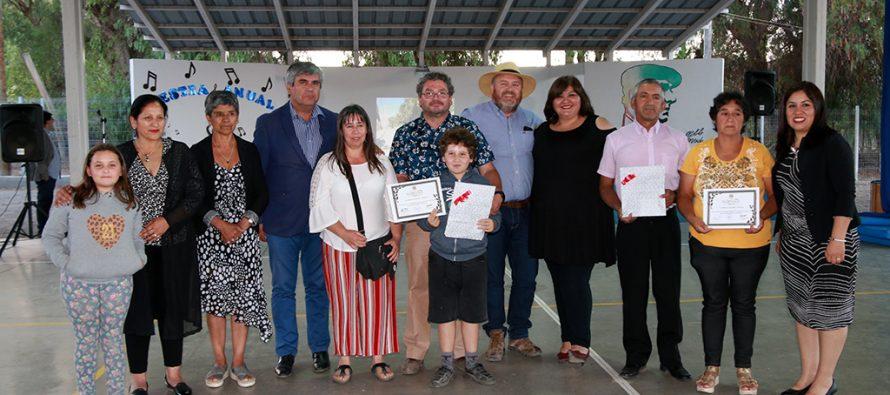 Escuela de El Tambo celebra el avance en calidad de la educación con muestra de talentos