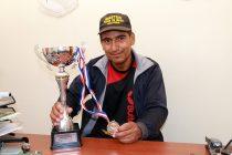 Deportista de Vicuña vice campeonato en tenis de mesa en Puerto Natales