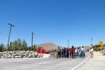 Vecinos agradecen esperada pavimentación del ingreso a San Isidro y Calingasta