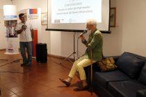 Federico Sánchez y Marcelo Comparini realizaron un entretenido conversatorio patrimonial en Vicuña
