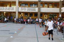 Con energía estudiantes de la escuela Lucila Godoy vivieron la 2da muestra de educación física y salud