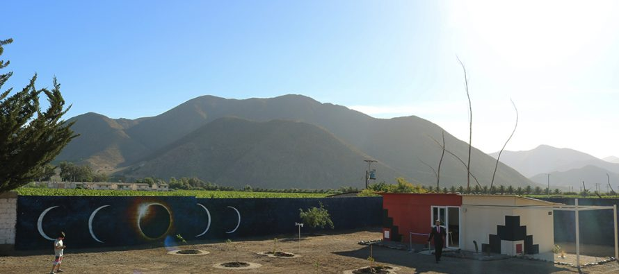 Escuela elquina inaugura el primer observatorio escolar de la comuna de Vicuña