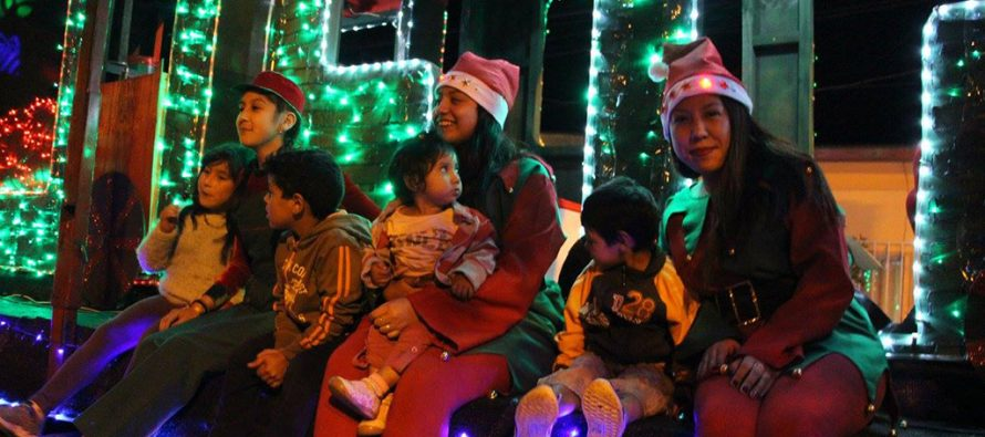 Camiones Capel darán vida a una nueva caravana navideña este sábado 22 en Vicuña