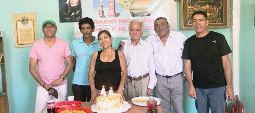 Destacan la labor comunicativa de la radio Río Elqui en sus 45 años de vida