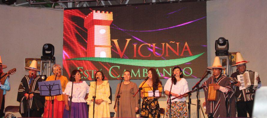 Este fin de semana se vivirá el encuentro nacional de folclor Valle de Elqui en Vicuña
