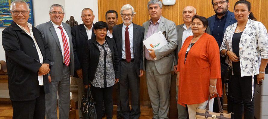 Ministro de Obras Públicas confirma que construcción de doble vía La Serena-Vicuña se inicia el próximo año
