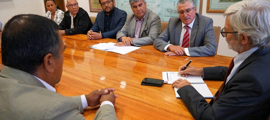 """Senador Jorge Pizarro: """"Disipamos las dudas y ampliación de la Ruta  D41 comienza este año"""""""