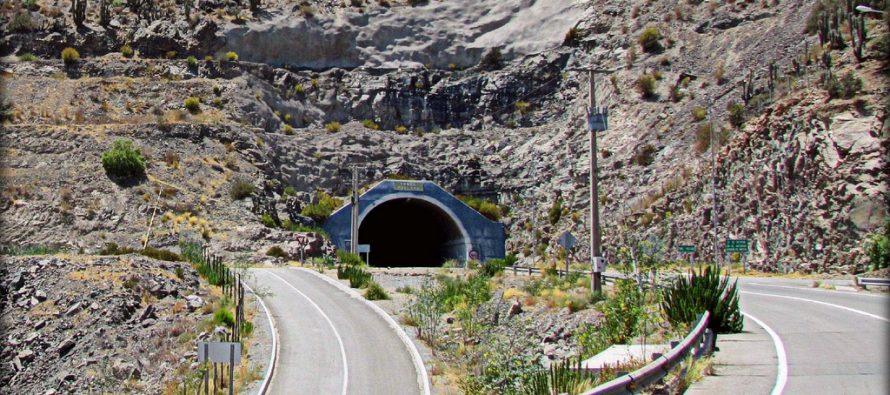 Gobierno desiste de continuar con doble vía a Vicuña y priorizarán carretera alternativa