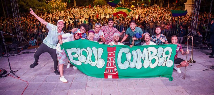 La Combo Tortuga marca cifra histórica de asistentes en el Carnaval Elquino