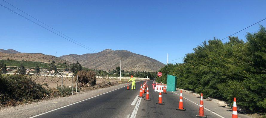 Cuestionan al Gobierno por frenar el proyecto de doble vía que uniría Vicuña con La Serena