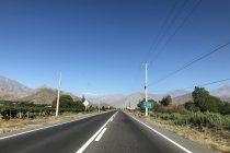 """Intendenta Lucía Pinto: """"Aún no hay ninguna decisión tomada respecto de una doble vía para el Valle de Elqui"""""""
