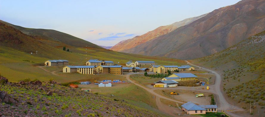 Campamento ex Minera El Indio