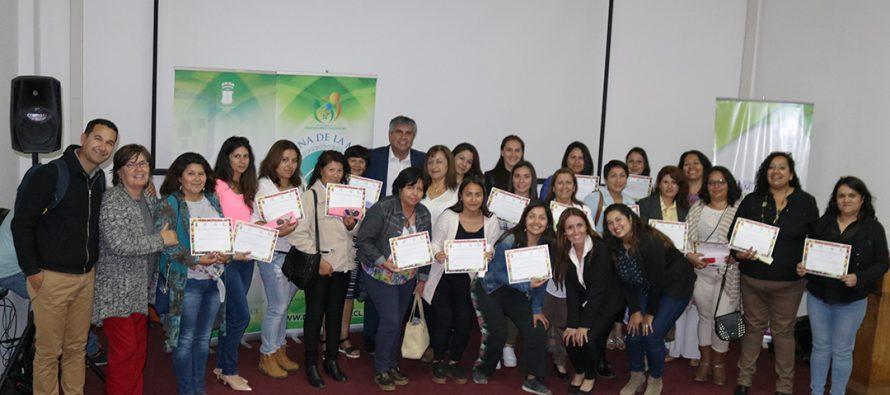 Más de 2000 beneficiarias directas tuvo durante el 2018 la Oficina Municipal de la Mujer