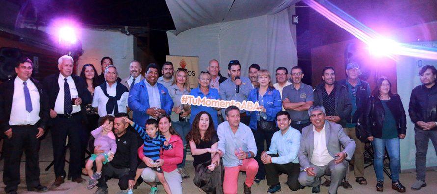Pisquera ABA dio inicio al verano 2019 con reconocimientos y dando a conocer sus productos