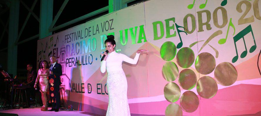 Las voces femeninas fueron las ganadoras de la 7ma versión del Festival de Peralillo