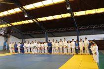 Decenas de judocas de 4 comunas tuvieron un encuentro de la disciplina en el Techado de Vicuña