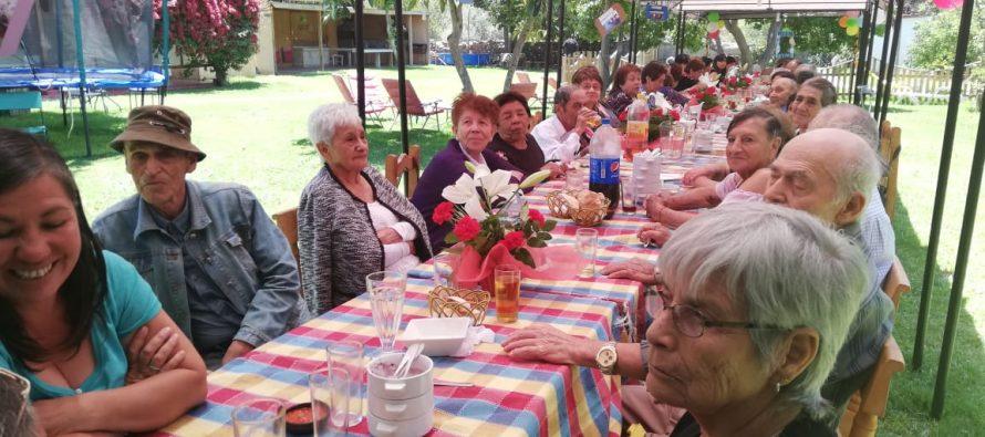 Programa Vínculos para Adultos Mayores cierra su onceavo ciclo en la comuna de Vicuña