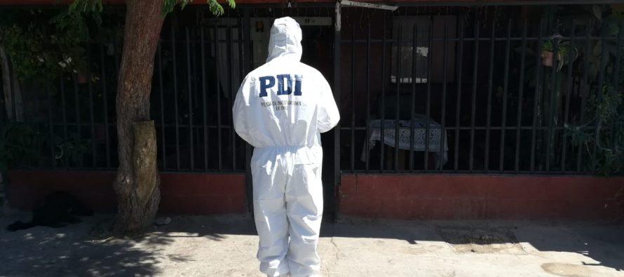 PDI descartaría intervensión de terceras personas en muerte de hombre en Vicuña