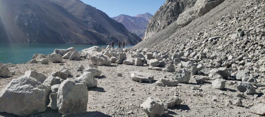 Paso Agua Negra se mantendrá cerrado por rodados en gran parte de su extensión en la alta cordillera