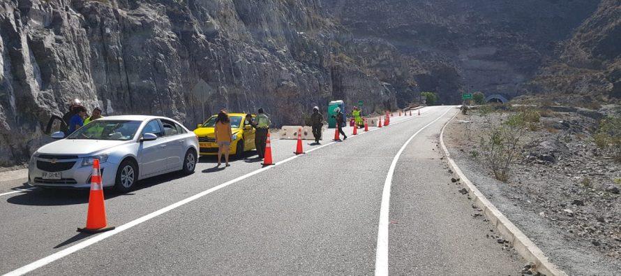 Convocan a foro ciudadano para analizar temática de doble vía hacia el Valle del Elqui