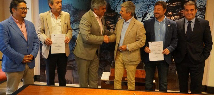 AMRC firma convenio con empresas hoteleras y gastronómicas de Córdoba para la difusión