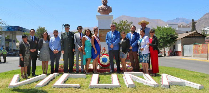 Vicuña celebra 198 años desde su fundación un 22 de Febrero
