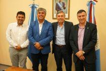 Gobierno de Córdoba apoyará a Vicuña para enfrentar incendios forestales y emergencias