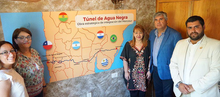 Proyectan firma de convenio de la Provincia del Chaco y la comuna de Vicuña
