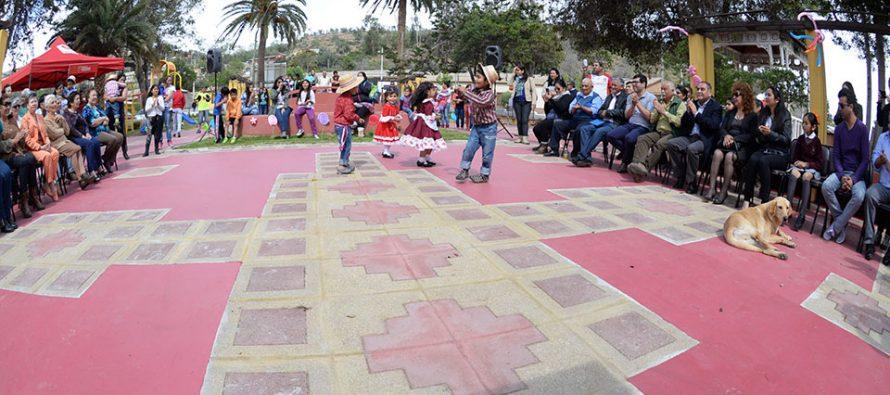 Pueblos rurales de La Serena se reunirán en Encuentro Folclórico Algarrobitano