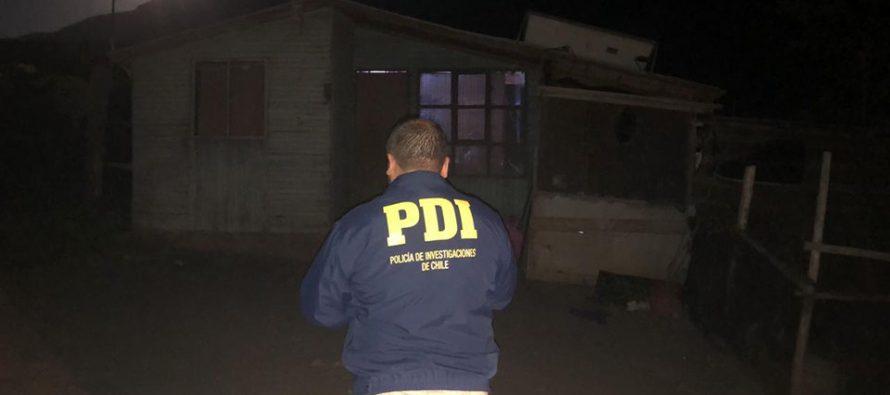 PDI investiga robo con intimidación en Las Rojas