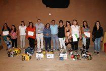 Futuras emprendedoras de Paihuano adquieren nuevas herramientas a través de SENCE y Sernameg
