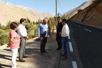 Durante el segundo trimestre de este 2019 se iniciarán anheladas  obras de pavimentación en Paihuano