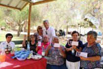 Adultos Mayores de Vicuña disfrutaron de un día de entretención en Parque Los Pimientos