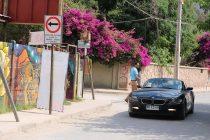 Vecinos de El Molle buscan solución ante la alta congestión vehicular que se vive en el pueblo
