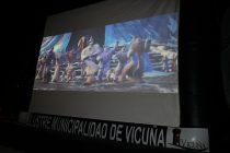 """Familias de Aguas de Elqui y Río Turbio disfrutaron de una nueva versión del """"Derechito al cine"""""""