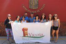 """Vicuña será representado por un grupo de 13 corredoras en el maratón """"Cruce de Los Andes"""""""