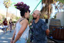 Valoran el regreso de la fiesta de la Vendimia a la plaza Gabriela Mistral de Vicuña