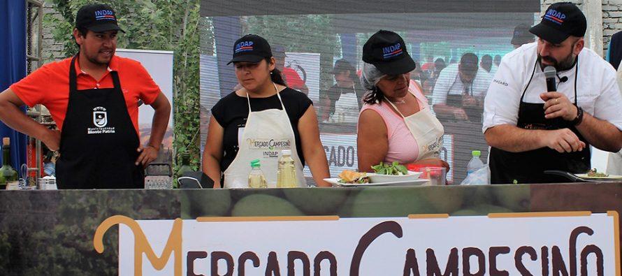 INDAP realizará actividades para acercar la Agricultura Familiar Campesina a la comunidad