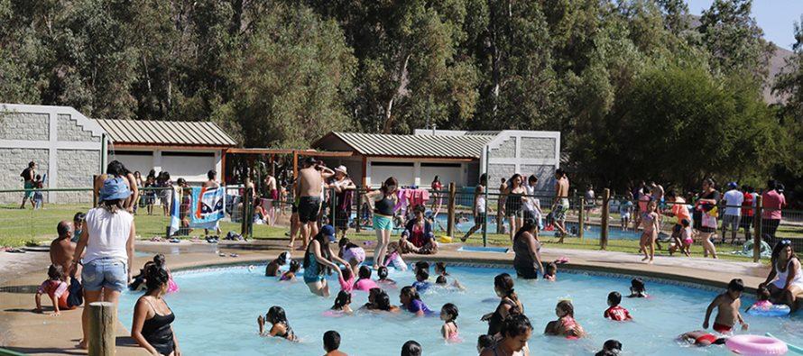Un éxito han resultado los martes a mil en Parque Los Pimientos