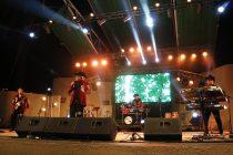 La Ranchera se tomó la comuna de Vicuña en una nueva noche del Carnaval Elquino