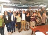 Seremi de Gobierno destaca trabajo realizado con organizaciones sociales y proyecta iniciativas para el 2019