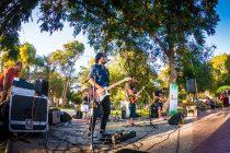 "Banda elquina ""Mandrágora"" hizo rockear al público de Vicuña en ""Plaza Cultural"""
